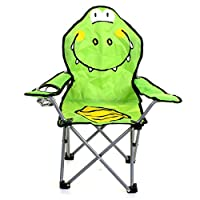Marko Outdoor Camping Chair Kids Chidren Cartoon Animal Portable Lightweight Garden Beach Seat