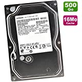 Disco duro de 500GB HITACHI 3.5SATA Deskstar hds721050cla66216MB 7200RPM