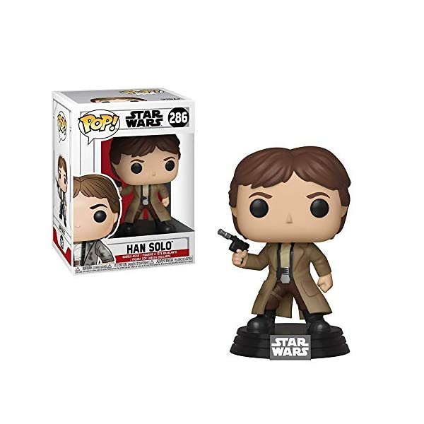 Funko Pop Han Solo Endor (Star Wars 286) Funko Pop Star Wars
