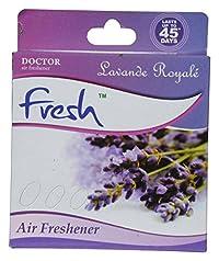 Doctor Brand Air Freshener-Savande Royale, 75 Grams pack of 9