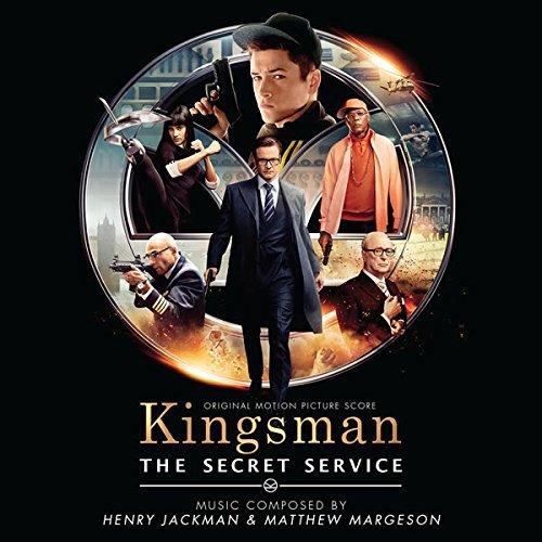Kingsman: The Secret Service - Hand Maßgeschneiderte Anzug