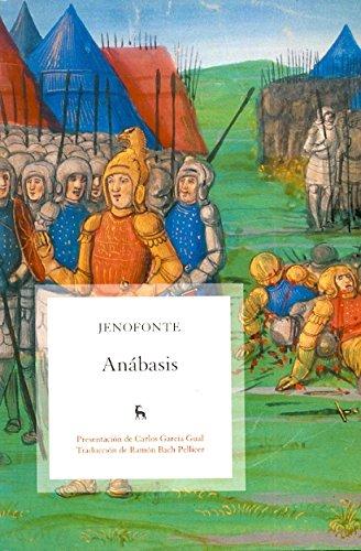 Descargar Libro Anábasis (B. BÁSICA GREDOS) de Jenofonte .
