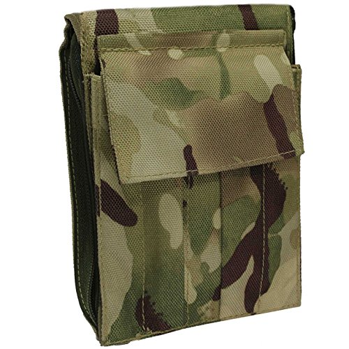 Kammo Tactical MTP A6 Notebook Holder (With Waterproof Notebook)