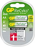 Akku Batterien GP ReCyko NiMH Ready2Use AA Mignon HR06...