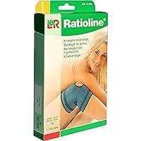 RATIOLINE active Kniegelenkbandage Gr.M 1 St preisvergleich bei billige-tabletten.eu