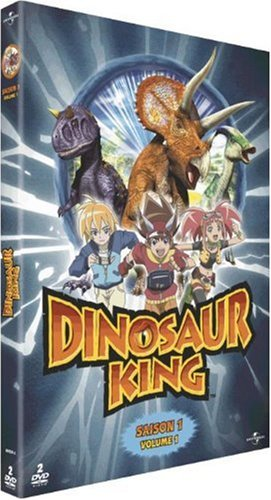 Dinosaur King - Saison 1 - Volume 1