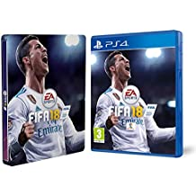 FIFA 18 - Edición estándar + Steelbook (Exclusivo en Amazon)