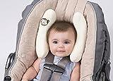 Oreiller de poussette pour siège auto et enfant - Coussin de soutien cervical...