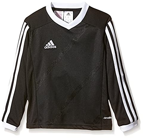 adidas Children's Football Jersey TABELA14 1 / 1 Arm Black black / white Size:116 (EU)