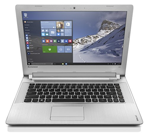 Lenovo Ideapad 500-15ISK – Portátil de 15.6″ (Intel Core i5-6200U, 8 GB de RAM, HDD de 2 TB, Intel HD Graphics 520, Windows 10), Blanco – Teclado QWERTY Español