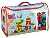 Mega Bloks First Builders Playground Deluxe Building Bag