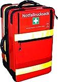 Notfallkoffer / Notfallrucksack Premium X1 aus Plane - LEER
