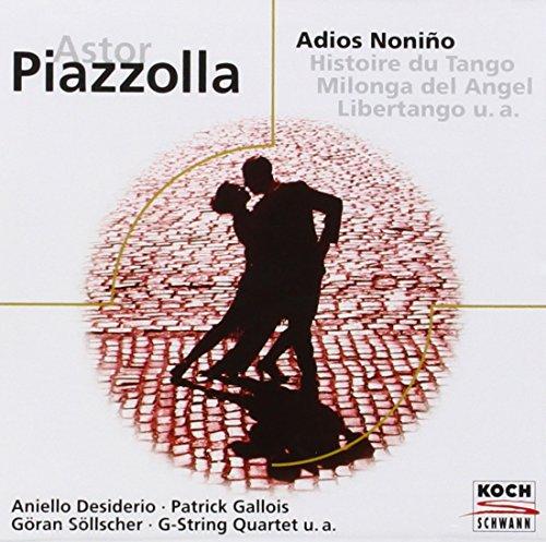 Adios Noninos/Histoire Du Tango/+ (Eloquence)