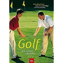 Golf - die ersten Lektionen: Zum Mitnehmen: die 7 Grundschläge auf Checkkarten
