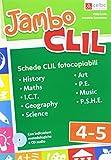 Jambo CLIL. Per la Scuola elementare