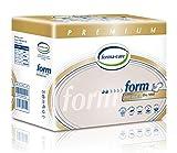 FormaCare 1035-01 - Almohadilla de incontinencia para incontinencia Premium Dry Midi, color gris (25 unidades)