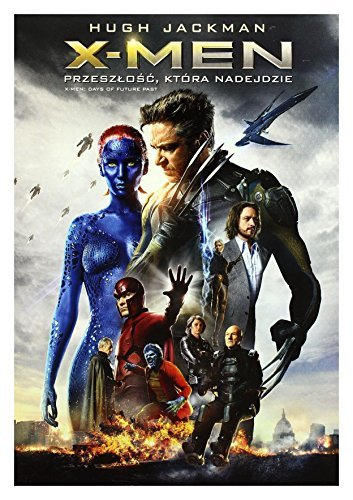 X-Men: Future & Past [DVD] [Region 2] (English audio) by Jennifer Lawrence