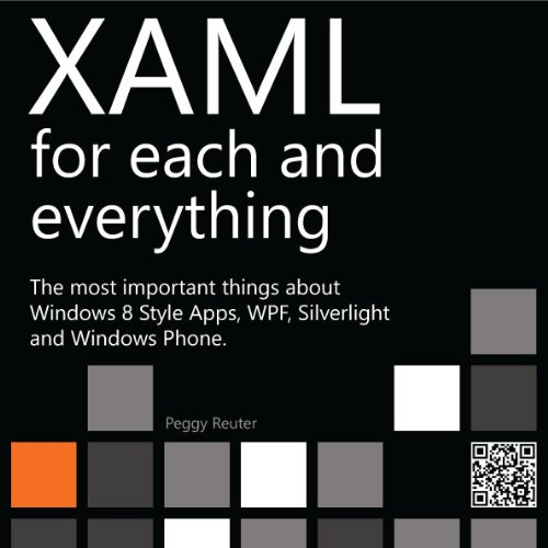 XAML for each and everything (The XAML Book Book 1) (English Edition) - Windows Kindle-app 7 Für