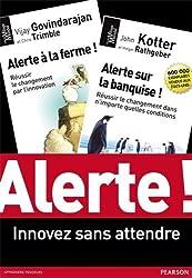 Alerte ! Innovez sans attendre : Coffret 2 volumes : Alerte sur la banquise ! Alerte à la ferme !