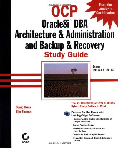 OCP: Oracle8i DBA Architecture and Administration and Backup and Recovery Study Guide por Greg K. Hobbs