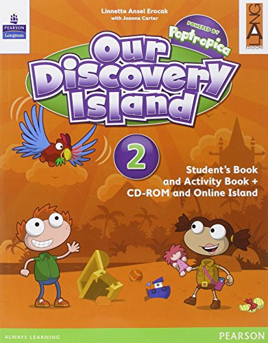 Our discovery island. Per la Scuola elementare. Con CD-ROM. Con e-book. Con espansione online: 2