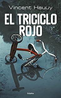 El triciclo rojo par Vincent Hauuy