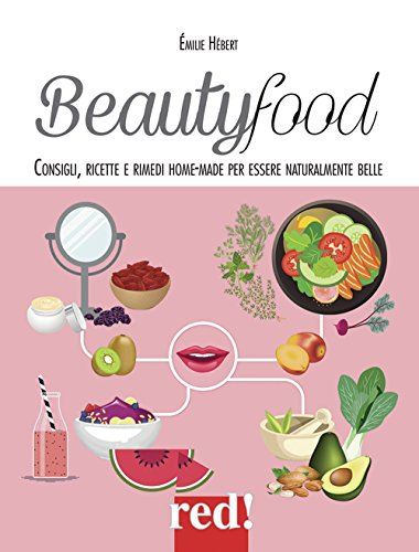 Beautyfood. Consigli, ricette e rimedi home-made per essere naturalmente belle