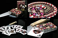 Idea Regalo - Bicycle Killer Clowns Playing Cards by Collectable Playing Cards - Trick