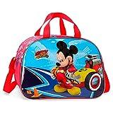 Bolsa de viaje 40cm Lets Roll Mickey
