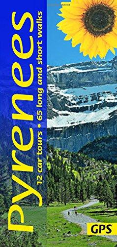 Pyrenees: 12 car tours, 80 long and short walks (Landscapes) por Paul Jenner