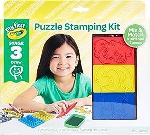Mini Kids Puzzle de Sellos