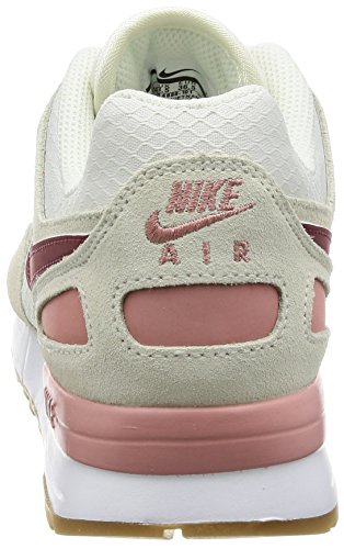 Nike W Air Pegasus 89, Sneaker Donna Multicolore (voile / Port / Rouge Stardust / Gomme Brun Clair)