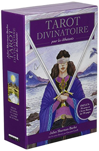 Tarot divinatoire pour les débutants : Avec 78 cartes