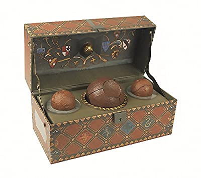 Harry Potter Collectible Quidditch Set by Running Pr