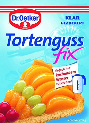 Dr. Oetker Tortenguss fix, 50 g