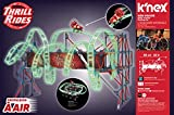 K'NEX Thrill Rides Web Weaver Roller Coaster Building Set for Ages 9 and Up, Construction Educational Toy, 439 Pieces