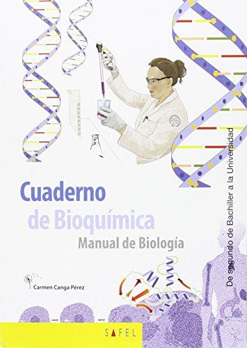 Descargar Libro CUADERNO DE BIOQUIMICA: MANUAL DE BIOLOGIA de CARMEN CANGA PEREZ