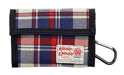 9-fach Schmuck (Rough Enough Premium langlebigem Segeltuch Classic Casual Geldbörse, klassisch)