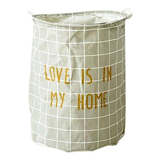 Preisvergleich Produktbild große Aufbewahrungstasche Wäschekorb Wäschekorb praktische Tasche, E