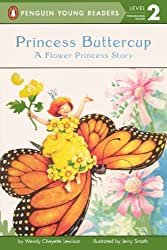 Princess Buttercup: A Flower Princess Story (All Aboard Reading (Pb)) by Wendy Cheyette Lewison (2001-10-06)