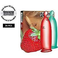 Secura Fruit-Mix 24er preisvergleich bei billige-tabletten.eu