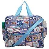 Best Large Diaper Bag - Indi Bargain Multipurpose Multi Compartment Nappy Diaper Bag Review