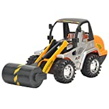 #5: Friction Construction Truck-Road Roller