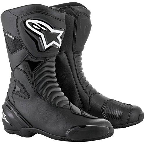 Alpinestars - Stivali Moto SMX S Waterproof Nero - 44