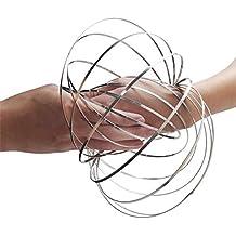Die magische Ring-Spirale für interaktives Spielen von JuniorToys - kinetisch interaktiv meditativ fun - Die Sensation aus dem Internet