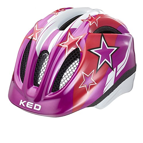 ked-meggy-casco-casco-da-bici-casco-casco-caduta-casco-stars-2017-bambini-ragazzi-lila-s-m