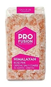Profusion Himalayan Rose Pink Salt - Coarse 500g