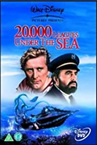 20,000 Leagues Under The Sea [UK Import]