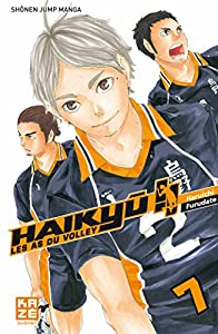 Haikyu!! Les AS du Volley Edition simple Tome 7