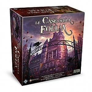 Asterion - LE CASE DELLA FOLLIA (Seconda Edizione) Gioco da Tavolo Italiano